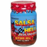 Salsa from Hell, 13oz